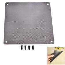 NEW Cuttable Computer Mest 140mm PC Fan Dust Filter Dustproof Anti-Dust CaseMDAU
