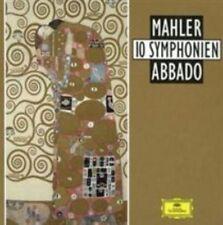 NEW Mahler: 10 Symphonies (Audio CD)