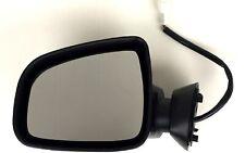 Dacia Logan 06//08 Spiegel Außenspiegel links schwarz elektrisch