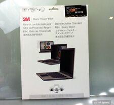 3m standard regard protection filtre pf12w pour 12,1 pouces écran pour ordinateur portable, noir