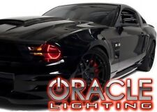 2010-2012 Ford Mustang Oracle SMD LED Halo Light Kit for Headlights (Red)