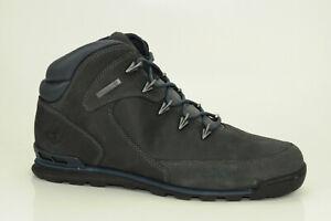 Timberland Euro Rock Mid Hiker Boots Herren Wanderschuhe Schnürschuhe A1OIQ