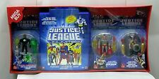 Justice League Mega Buy Carry Case Playset with Action Figures Mattel NIP S182-1