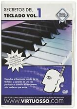 Virtuosso Curso Completo De Teclados Para Principiantes En 3 DVD
