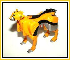 Jungle Fury _ Transforming Jungle Pride Megazord _ Yellow Cheetah Zord