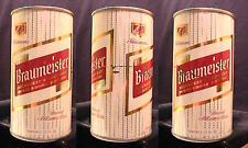 Braumeister Special Pilsener Beer - Early 1960'S 12Oz Flat Top Can - Sheboygan