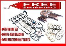 *Engine Re-Ring Re-Main Kit*  Chevrolet SBC 350 5.7L V8 H.D.  1967-1985