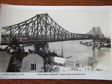 BRISBANE, STORY BRIDGE, NORTHERN  END, QUEENSLAND  SIDUES R/P/PC No 762