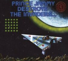 Prince Jammy - Destroys the invaders [CD]
