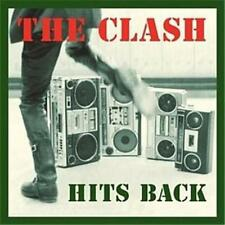 THE CLASH Hits Back 2CD BRAND NEW Compilation