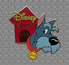 Disney Dogs 2003 Jock Pin - Disney Auctions Pin LE 100
