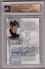 JEREMY ROENICK 12/13 ITG Ultimate To The Hall Auto Autograph #d 11/29 SP Signed