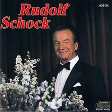 RUDOLF SCHOCK : RUDOLF SCHOCK / CD (ACANTA 43 480) - NEUWERTIG