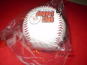 2003 BALTIMORE ORIOLES MLB Baseball SGA NEW RARE Camden Yards Vtg Dugout Club