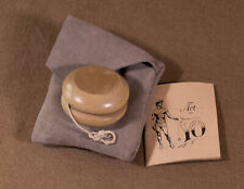 GREAT CLASSIC CHRISTMAS GIFT - Wooden yoyo with pouch.