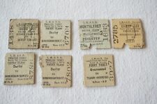 More details for london midland & southern region joint railway ticket x7 ref 1