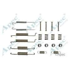 Fits Skoda Fabia 6Y5 1.4 16V Genuine Apec Rear Brake Shoe Accessory Kit