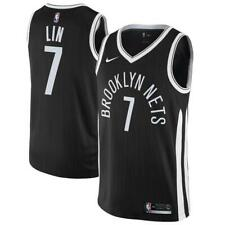 Brooklyn Nets Jeremy Lin Nike Swingman Jersey sz 3XL