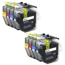 8 x Generic LC3317 LC-3317 Ink for Brother MFC-J5330dw MFC-J5730dw MFC-J6530dw