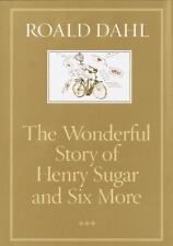 The Wonderful Story of Henry Sugar and Six More by Roald Dahl (2001, Hardcover)