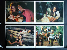 1972 VAMPIRE CIRCUS -FULL 8 LOBBY CARD SET - HAMMER HORROR - EXC TO N. MINT COND
