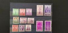Briefmarken Lot USA 1931-1940, postfrisch