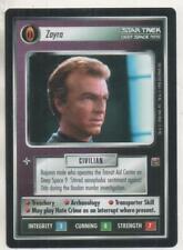 "Star Trek DS9 CCG Bajoran RARE Card ""Zayra"""