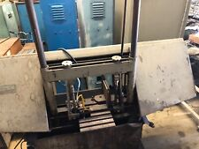 "16"" X 30� Wf Wells F-15 Automatic Horizontal Band Saw -"