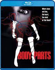 BODY PARTS New Sealed Blu-ray 1991 Jeff Fahey Brad Douriff