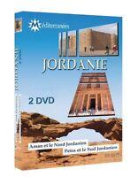 Jordanie : aman et le nord jordanien; petra et le sud jordanien (2 DVD) NEUF -VF