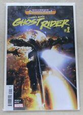Johnny Blaze Ghost Rider #1 (2019, Marvel) 9.0 VF/NM Comic Fan Edition UNREAD