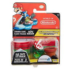 Mundo De Nintendo Serie 2 Mario Kart cinta Racer Planta Piraña en diapositiva Piraña