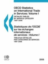 Oecd Statistics on International Trade in Services : Volume I: Detailed...