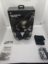 SKULLCANDY Full-Featured Wireless Hesh 2 Durable Wireless Headphones Bluetooth