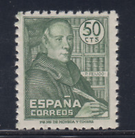 SPAIN (1947) MNH NUEVO SIN FIJASELLOS ESPAÑA - EDIFIL 1011 PADRE FEIJOO - LOTE 5