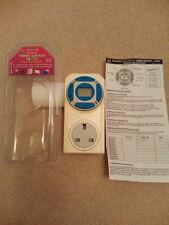 Enchufe Plug-in electrónico Temporizador, 7 días, 561A IE