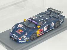 1:43 BBR Resin Handbuilt Maserati MC12 Red Bull Racing Spa 2005 V8 n Le Mans