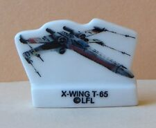 Fève Star Wars - Disney 2017 - Vaisseau X Wing T 65