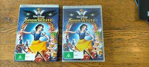 Disney - Snow White And The Seven Dwarfs (DVD, 2009, 2-Disc Set)