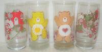 Vintage Care Bears  PIZZA HUT Promo Glass Strawberry shortcake 80s!