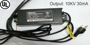 UL-10kV Transformer Glass Neon Sign Electronic Power Supply Rectifier Pull Chain