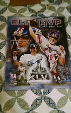 Eli Manning 16 x 20 Autographed (Steiner Sports COA)