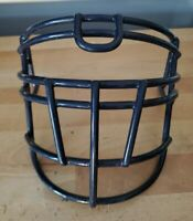 New Schutt NOPO DW Navy Blue Football Helmet Facemask Super Pro Carbon Steel