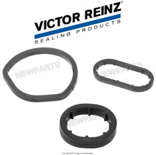 For Mercedes R129 W163 R170 W202 W208 W210 W220 REINZ Engine Oil Cooler Seals