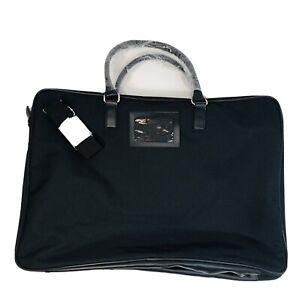 "LG Calvin Klein Black  TOTE DUFFLE ""CARRY ALL"" 20"" x 14"" x 6"" TRAVEL BAG"