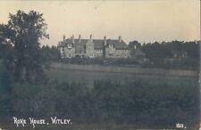 UK Surrey Witley Roke House RPPC 1910s