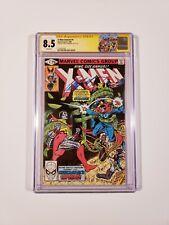 X-Men Annual #4 CGC 8.5 (1980) - Doctor Strange  signed Chris Claremont 🔥