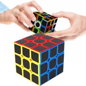 Magic Cube Super Smooth Fast Speed Magic Rubiks Puzzle Rubics Rubix Toys 3x3x3