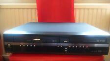 TOSHIBA RD-XV45KTB DVD HDD 160GB & VHS RECORDER
