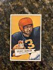 1952 Bowman Small Football Cards 47